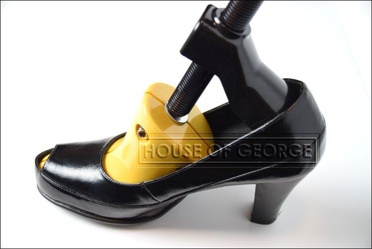 s high heel 2 way shoe stretcher adjustable length